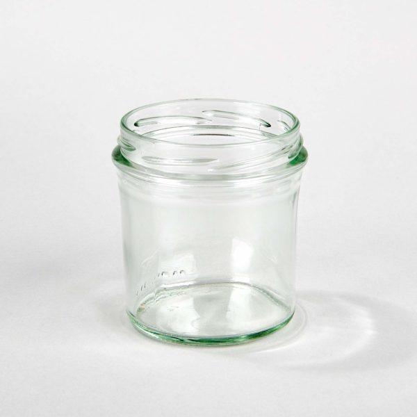 Sturzglas 230 ml zylindrisch, Verschluss TO 82 mm