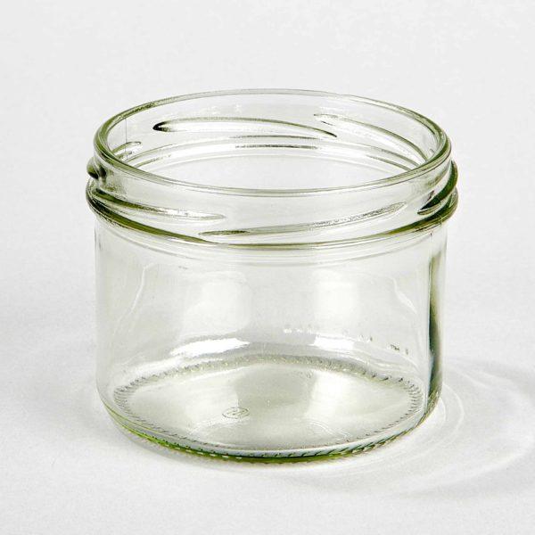 Sturzglas 340 ml, Verschluss TO 82 mm
