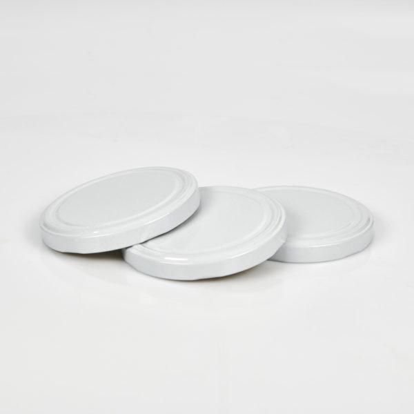Twist Off Verschluss 100 mm weiß