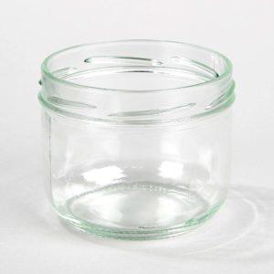 Verrine Glas 450 ml Verschluss TO 100